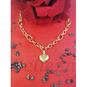 Комплект в златен цвят от медицинска стомана S - 2246